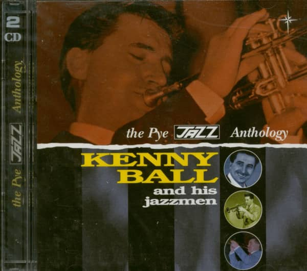 The Pye Jazz Anthology (2-CD Album)