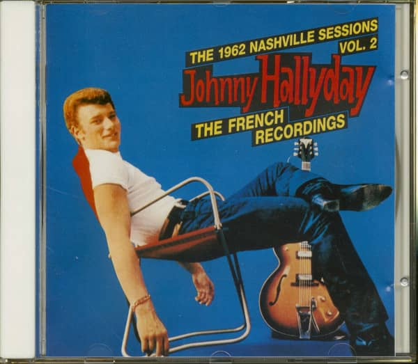 The 1962 Nashville Sessions Vol.2, (French)