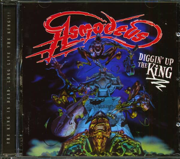 Diggin' Up The King (CD)