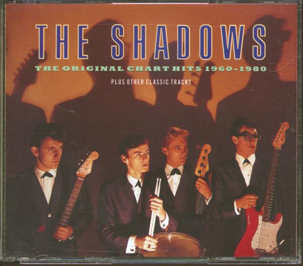 Original Chart Hits 1960-1980 (2-CD)