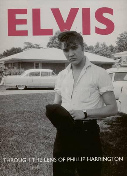 Through The Lens Of Phillip Harrington (Book+CD)