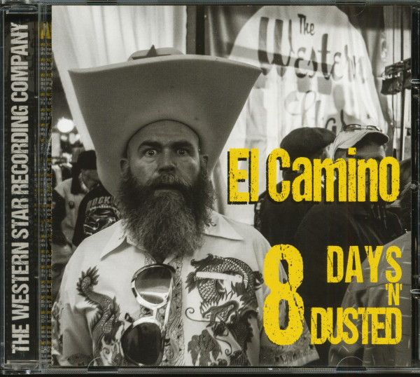 8 Days 'n' Dusted (CD)