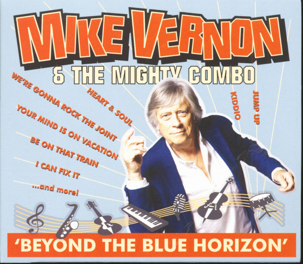 Beyond The Blue Horizon (CD)