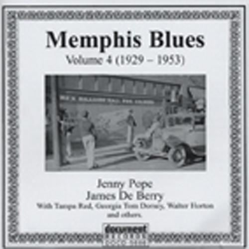 Memphis Blues Vol.4