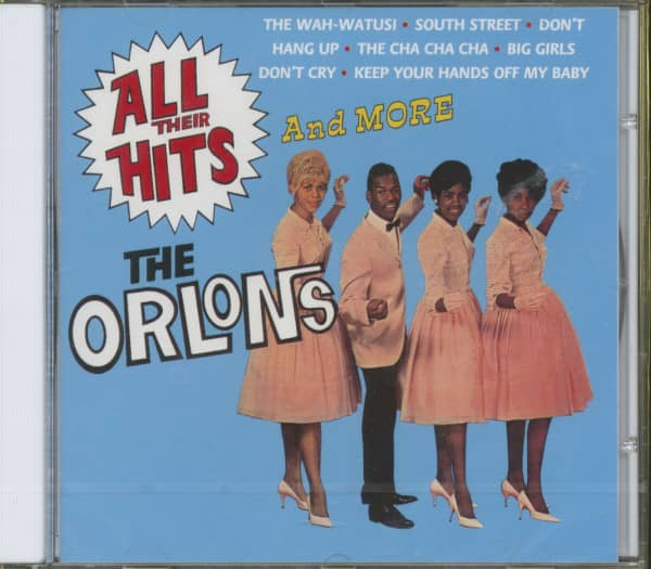 All Their Hits And More (CD)