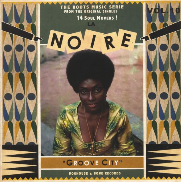 La Noire Vol.10 - Groove City (LP)