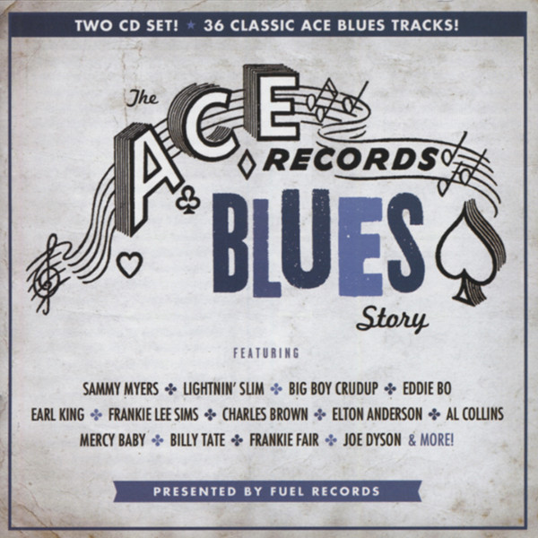 Ace Records Blues Story (2-CD)