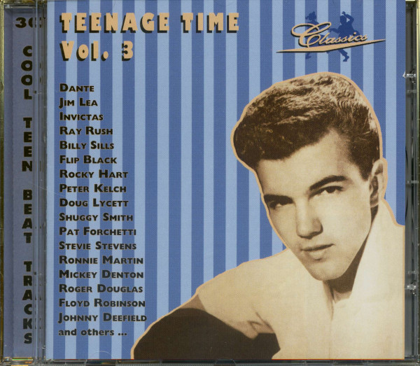 Teenage Time, Vol.3 (CD)