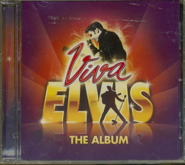 Viva Elvis - The Album (CD, Dutch Edition)