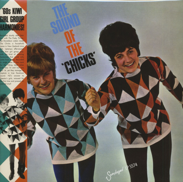 The Sound Of The Chicks (LP, Colored Vinyl)