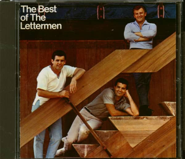 The Best Of The Lettermen (CD)