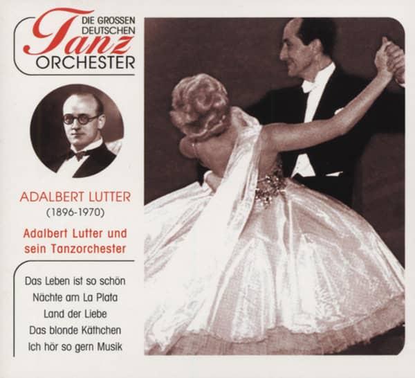 Die grossen deutschen Tanzorchester (CD)