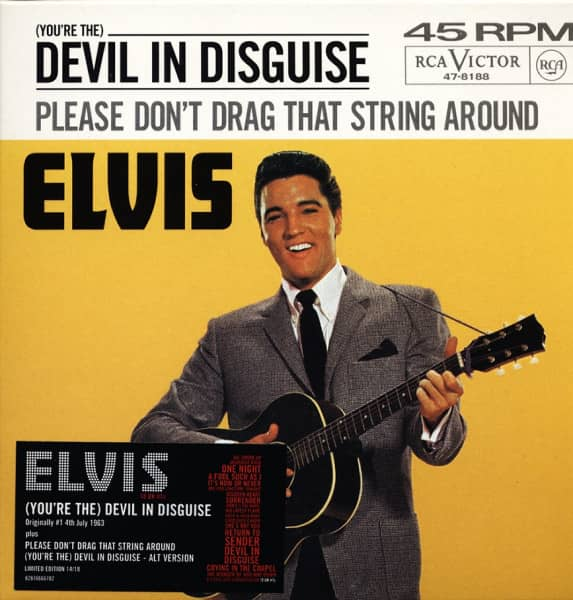 18 UK #1s - Devil In Disguise