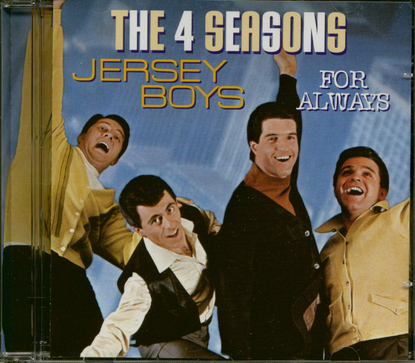 Jersey Boys - For Always (CD)