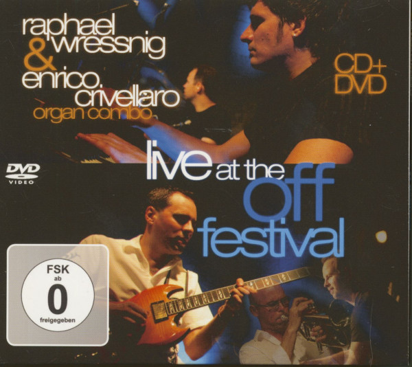 Live At The Off Festival (CD & DVD)