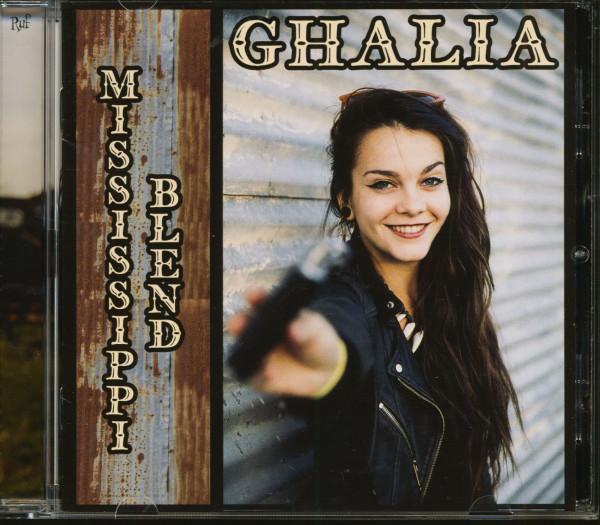 Mississippi Blend (CD)
