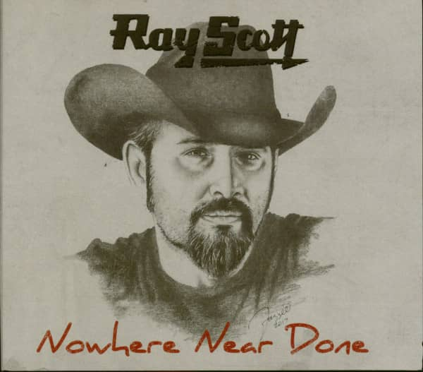 Nowhere Near Done (CD)