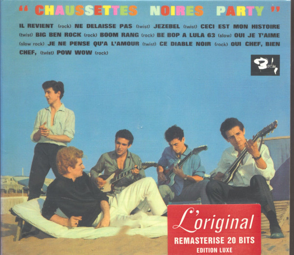 Chaussettes Noires Party (CD)
