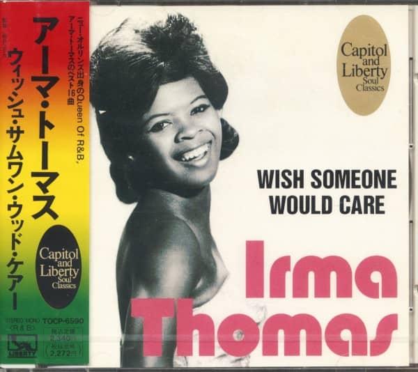 Wish Someone Would Care (CD)