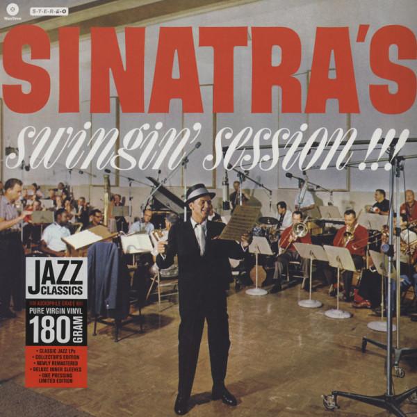 Swingin' Session!!!...plus 180g Vinyl Rmst.