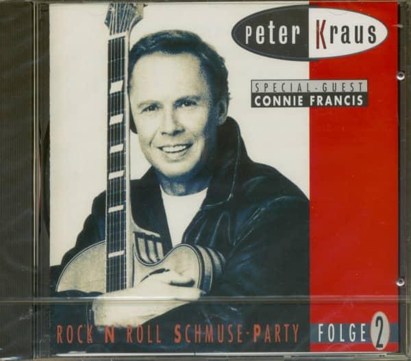 Vol.2, Rock & Roll Schmuse-Party (CD)