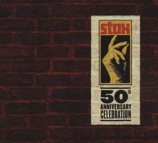 Stax 50th Anniversary Celebration (EU) 2-CD