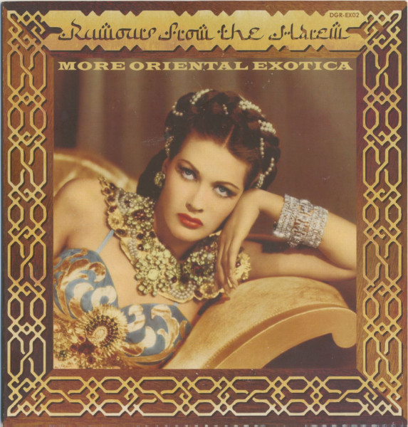 Rumours From The Harem - More Oriental Exotica (LP, 10inch)