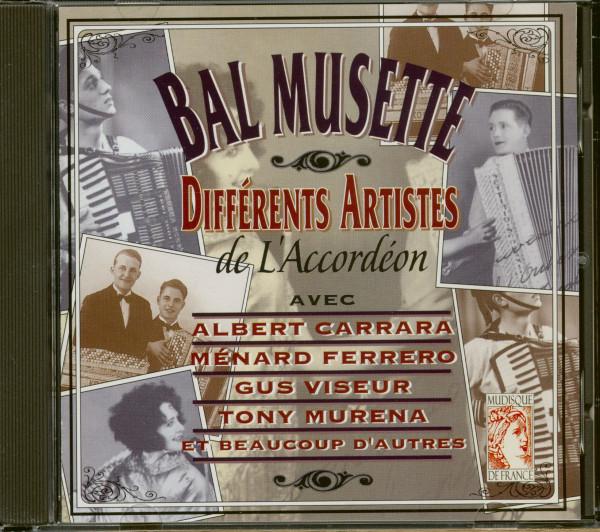 Bal Musette 1927-1942 (CD)