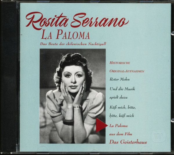 La Paloma - Das Beste der chilenischen Nachtigall (CD)