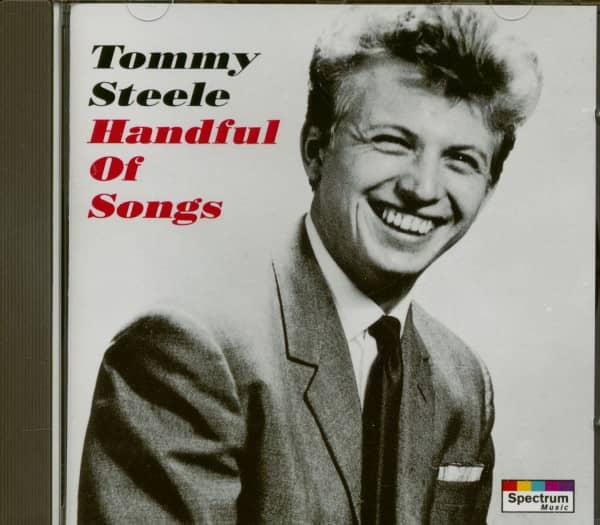 Handful Of Songs (CD)