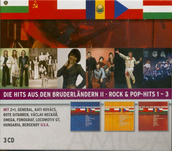 Vol.2, Die Hits aus den Bruderländern