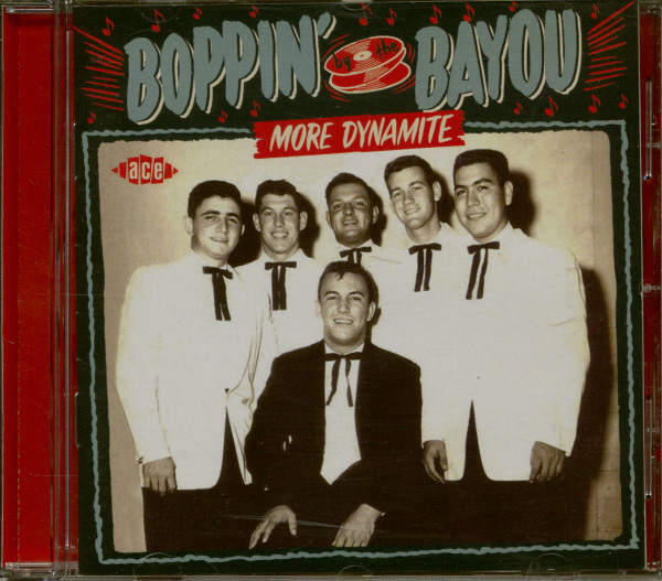 Boppin' By The Bayou - More Dynamite (CD)