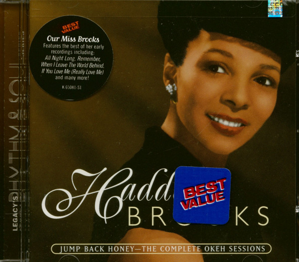 Jump Back Honey - The Complete Okeh Sessions (CD)