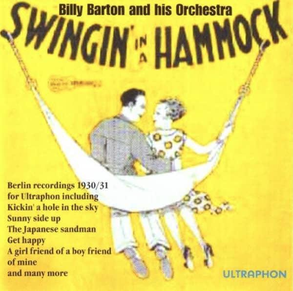 Swingin' in a Hammock (CD)