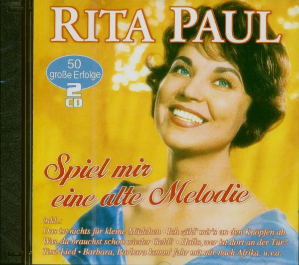 Spiel mir eine alte Melodie - 50 große Erfolge (2-CD)