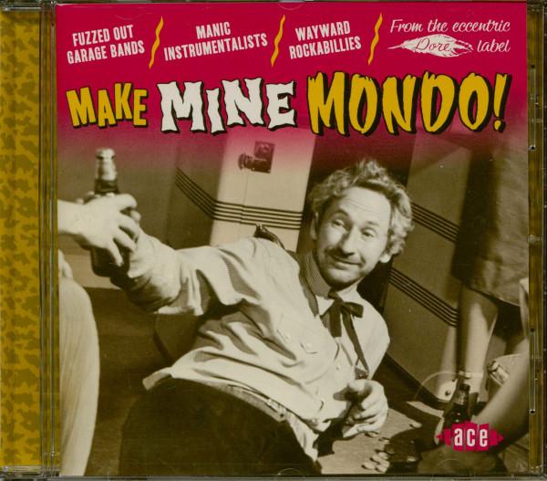 Make Mine Mondo! (CD)