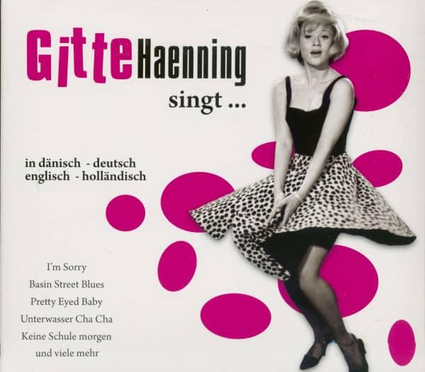 Gitte Haenning singt... (CD)