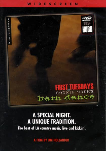 First Tuesdays at Ronnie Mack's Barndance (0)
