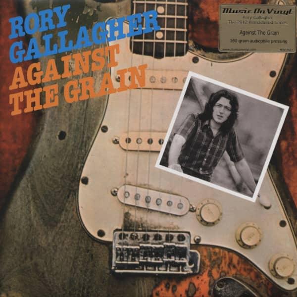 Against The Grain 180 g Vinyl