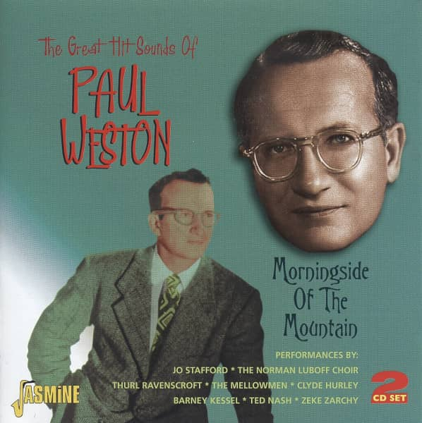 The Great Hit Sounds Of Paul Weston (2-CD)