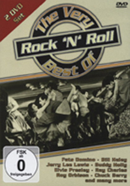The Very Best Of Rock & Roll (2-DVD)