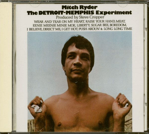 The Detroit Memphis Experiment (CD)