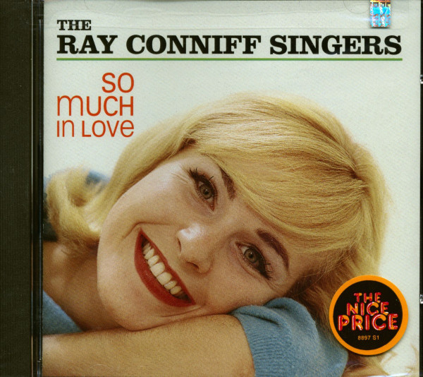 So Much In Love (CD)
