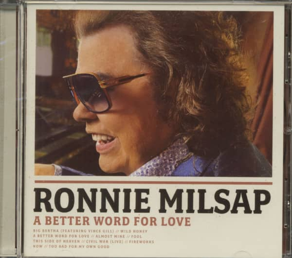 A Better Word For Love (CD)