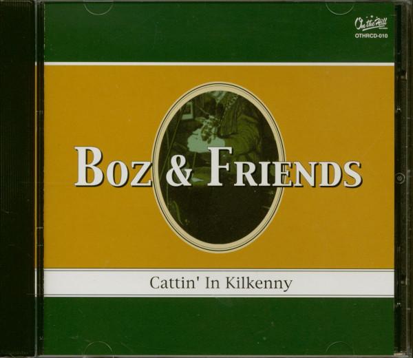 Cattin' In Kilkenny (CD)