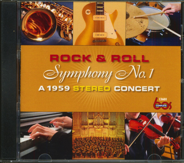 Rock & Roll Symphony No. 1 - A 1959 Stereo Concert (CD)