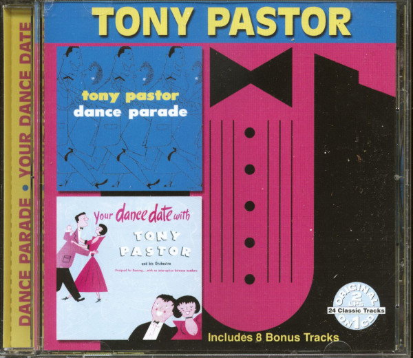 Dance Parade & Your Dance Date (CD