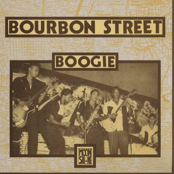 Bourbon Street Boogie
