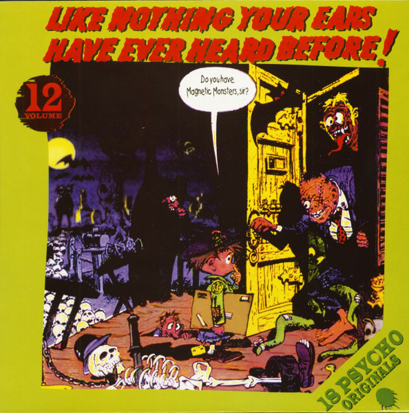 Like Nothing Your Ears Have Ever Heard Before Vol.12 (LP)