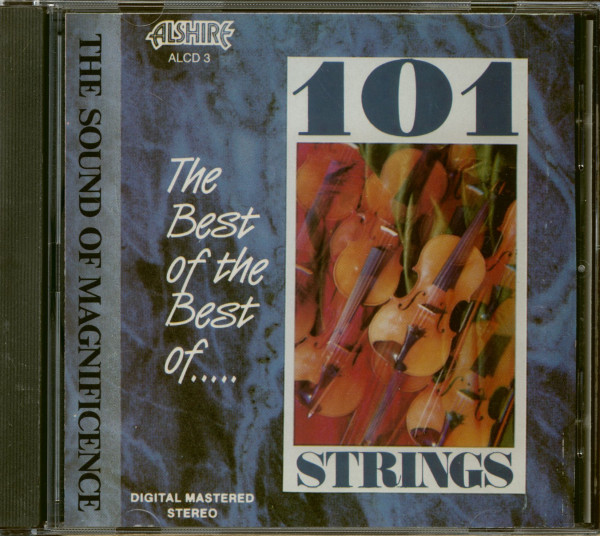 The Best Of The Best Of 101 Strings (CD)